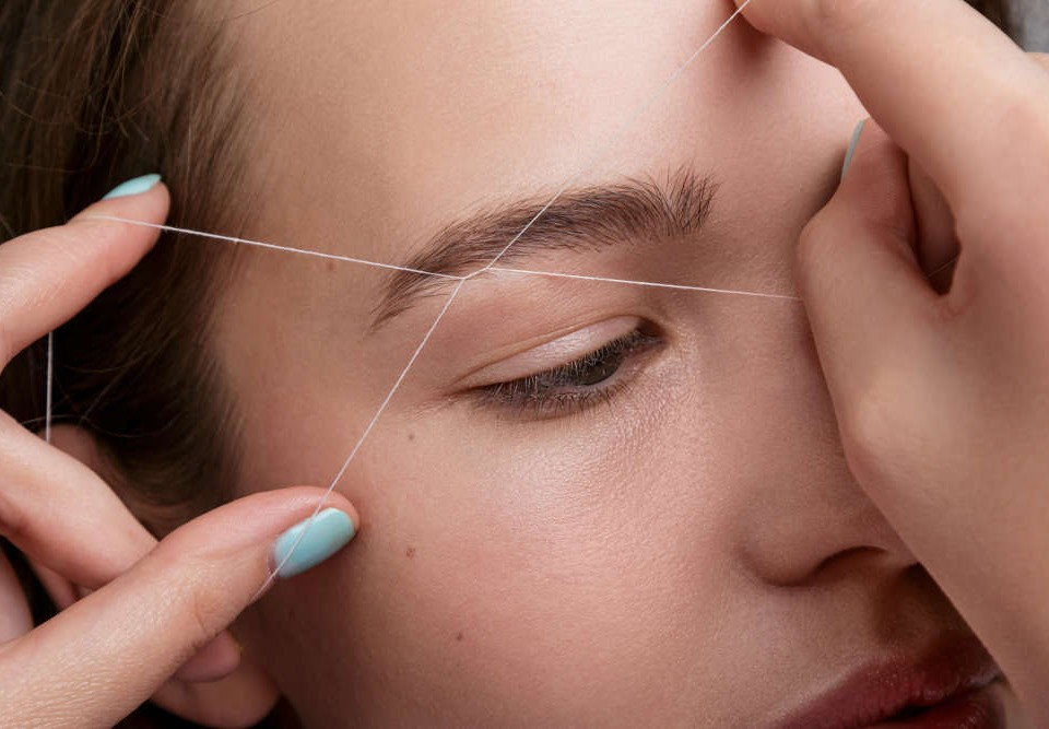 Take Care of Your Eyebrows With Threading | Apple Valley Threading Technicians