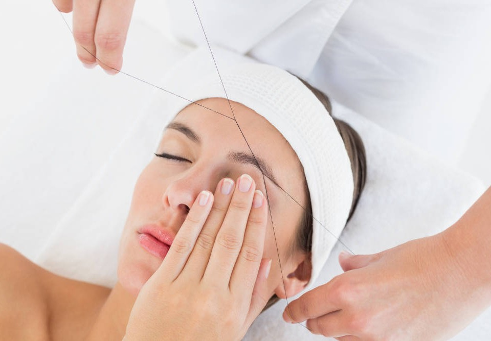 Trimming vs. Threading Procedures | Apple Valley Eyebrow R Us Experts